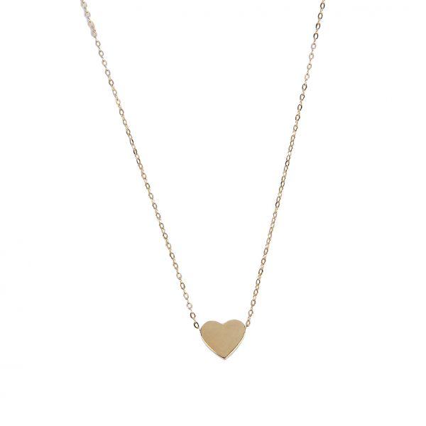 Kalp Altın Kolye 8KLY748