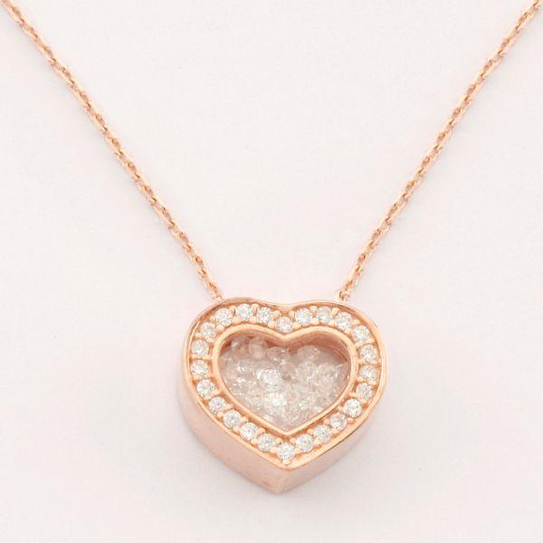 Kalp Gümüş Kolye GMS166